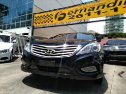 Hyundai azera 2013 BLINDADO