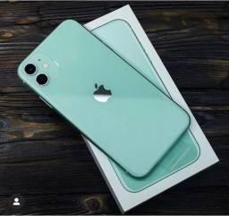 IPhone 11 ( 12X Sem Juros + Nota Fiscal ) Verde Lacrado Na Caixa