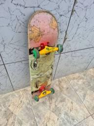 Skate completo novíssimo