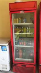Freezer coca cola