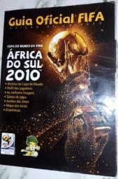 LIVRO GUIA OFICIAL FIFA COPA 2010
