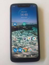 Moto G7 Play (ACEITO CARTÃO)