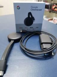 Chromecast 3 Original Semi Novo