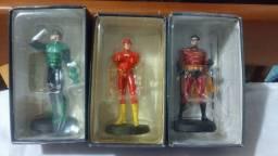 DC Comics - Coleção Super Heróis Miniaturas
