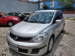 Tiida c/ GNV de 5º geração 2011