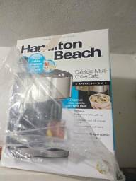 Usado, Cafeteira elétrica Hamilton Beach com nota fiscal comprar usado  Rio de Janeiro