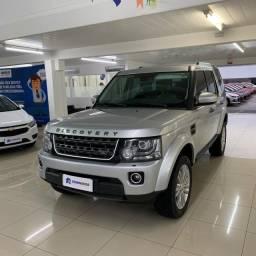 Land Rover Discovery4 2015 mais linda anunciada !