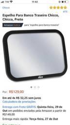 Espelho retrovisor da Chicco