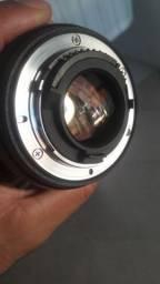 Vendo lente Nikon 35mm f1.8G Nova pouco usada