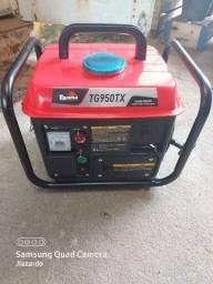 Gerador gasolina 2 tempos 110v (novo nunca usado)