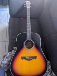 Vendo ou troco,violão em ótimo estado