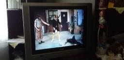 TV antiga 21 polegadas
