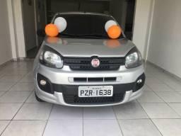 Fiat uno 1.0 Completo ano 2017/18