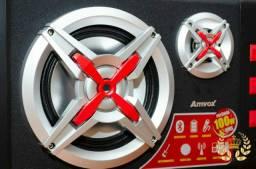 Caixa de som ACA-150 1200Watts