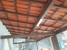 Vende-se telhado colonial 3 x 6,60