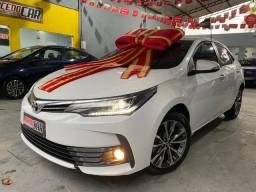 Corolla Altis 2019 14.200KM Rodados!!! É Na Macedo Car!!!