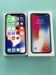 IPhone X 256gb Silver sem face id