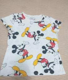 Blusa do Mickey Tam G