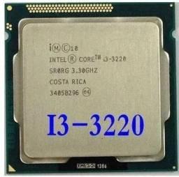 Processador Intel Core i3-3220 (3,30Ghz) Soquete 1155/DDR3
