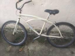 Vendo bicicleta novissima+pneus novos+aceito cartão