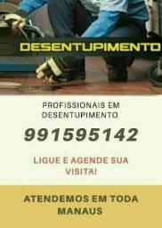 PROMOÇÕES DE DESENTUPIMENTO EM GERALL