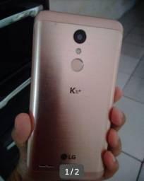 Celular seme novo LG k11+