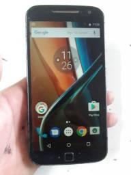 Moto G4 Plus 32GB Aceito Cartão