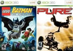 Pure e Lego Batman| Xbox 360