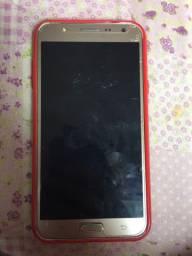 Vendo ou troco Samsung j7 novo