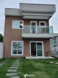 Casa duplex com 3 quartos sendo 1 suíte, à venda ? Lagoa Funda- Guarapari/ES