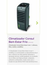 Climatizador usado em ótimo estado