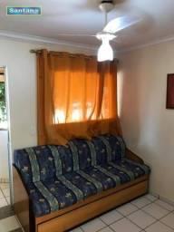 Apartamento com 1 dormitório à venda, 35 m² por R$ 95.000,00 - Jardins Diroma - Caldas Nov