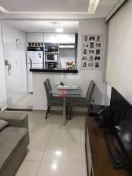 Apartamento com 2 dormitórios à venda, 52 m² por R$ 165.000,00 - Jóquei Clube - Juiz de Fo