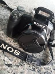 Câmera fotográfica Sony Cyber Shot - Seminova