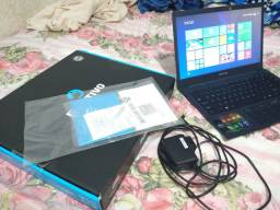 Vendo notebook positivo!
