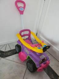 Jeep Infantil para menina