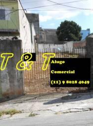 Locação comercial - Terreno Pq São Lucas 358 m²