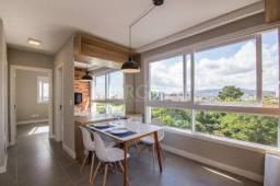 Apartamento à venda com 2 dormitórios em São sebastião, Porto alegre cod:EL56356789