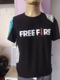 Camisa angelical Free fire
