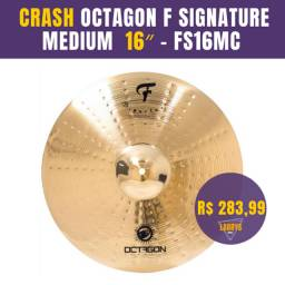 Prato Octagon F Signature Medium Crash 16? (FS16MC)