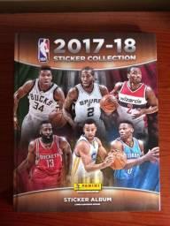 Álbum NBA 17/18