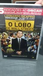 DVD Original - O Lobo de Wall Street comprar usado  São Paulo