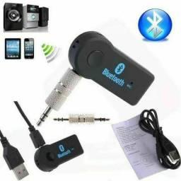 Adptador de som pra Bluetooth $30