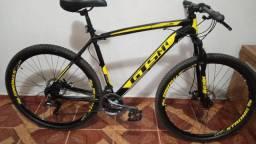 Bicicleta usada 2x