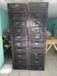 Caixas de transporte frutas/verduras