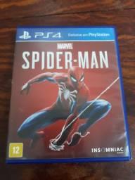 Jogo Marvel's Spider Man para PS4