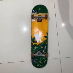 Skate de qualidade! Todo montado!