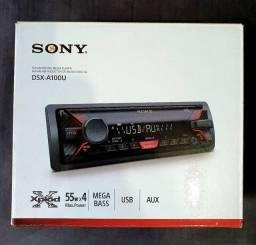 Som Automotivo Sony DSX-A100U Xplod USB Controle Remoto 55w X 4