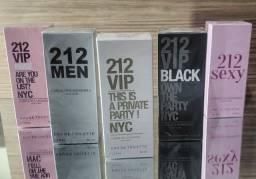 Perfumes Contratipos Diversas Fragrâncias