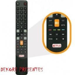Controle Tv Semp Toshiba - TCL Netflix